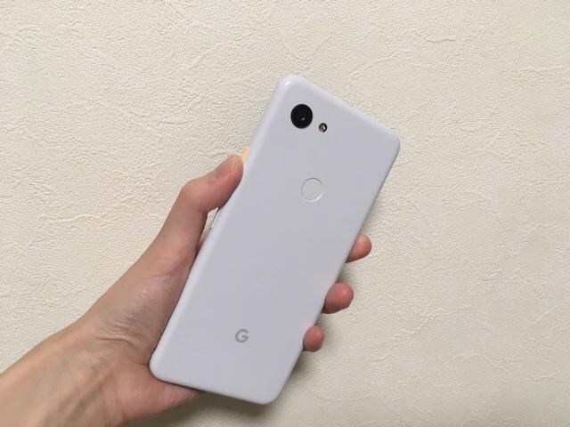 GooglePixel3aのレビュー【スマホ節約ママ】